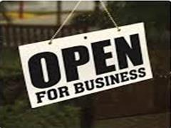 Open for Business 1